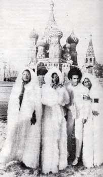 Музыканты в Москве